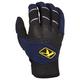 Blue Dakar Gloves