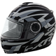Charcoal Gloss Fuel Modular Helmet