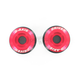 Red 8mm D Axis Spools - DXS-8.1-RD