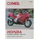 Honda Repair Manual - M458-2