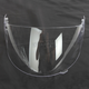 Clear Single Lens Shield for GM54 Modular Helmets - 72-3410
