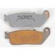 DP Sintered Brake Pads - DP501