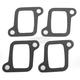 Hi-Performance Snowmobile Intake Gasket - C3001IR