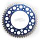 Blue TwinRing Rear Sprocket - 2240-520-48GPBU