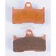 Long-life Sintered R-Series Brake Pads - FA344R