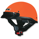 Safety Orange FX-70 Beanie Helmet