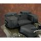 Ozark Rear Black Rack Bag - 3505-0121