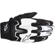 Black/White Fighter Air Gloves