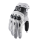 White/Black Bomber Gloves