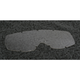 Clear Anti-Fog Standard Single Lens for Hustle, Split and Tyrant Series Goggles - 219706-041
