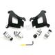 Black Trigger-Lock Mounting for the Bullet Fairings - 2321-0247