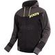 Black/Charcoal/Hi-Vis Terrain Sherpa Tech Hoody