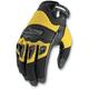 Twenty-Niner Yellow Gloves - 3301-1118