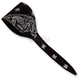 Black/White Traditional Paisley Old School Bandana - OSB1-100