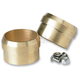 1.75 in. Brass Exhaust Tips - 000379