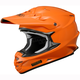Pure Orange VFX-W Helmet