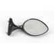 Carbon Fiber Universal Oval Mirror - 0640-0295