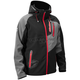 Black/Red Barrier Tri-Lam Jacket