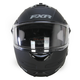 Matte Black Fuel Modular Helmet