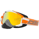 Orange X2 Force SE Snow Goggles w/Mirrored Dual Lens - 64-1721