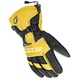 Black/White/Yellow Storm Gloves