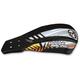 Black Qualifier Handguards w/Aluminum Mounting Hardware - 0635-1068
