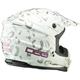 White Leopard Divas Snow Gear DSG GM76X Helmet
