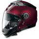 Wine Cherry N44 Trilogy N-Com® Helmet