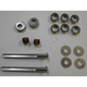 Buttonhead 3 1/4 in. Cut-To Length Chrome Breather Bolt Kit - DM-6000K