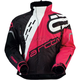 Womens Black/Magenta Comp Jacket