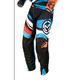Youth Black/Blue/Orange M1 Pants