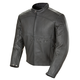 Black Speedway Leather Jacket