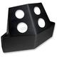 Black Powder-Coat Skid Plate - SM-DSP-06-2
