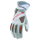 White Comp 8 RR Long Cuff Shell Gloves