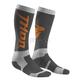 Charcoal/Orange MX Socks