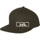 Black Primary Snapback Hat - 351-0470