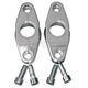 Swingarm Pivot Blocks - FXPV1-SC