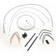 Braided Stainless Steel Cable/Line Kit - B30-1051