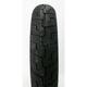 Rear D417 160/80HB-16 Blackwall Tire - 3026-96