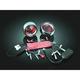 Triple Whammy Run-Turn-Brake Light Kit - 4601