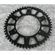 Black Anodized Rear Works Triplestar Aluminum Sprocket - 5-361951BK