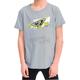Childs Gray Grunge T-Shirt