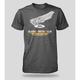 Charcoal Motor Club T-Shirt