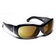 Glossy Black Color Amp Copper NXT Briza Sunglasses - 310521