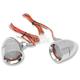 Mini Bullet Red LED Turn Signals - MBB-23