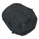 Black ATV Seat Cover with Grippy Surface - AM9143G