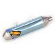 Factory 4.1 RCT Anodized Titanium Slip-On Muffler - 045507