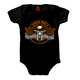 Black Cry Hard Onesie