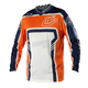 Youth Orange/Blue Factory GP Air Jersey