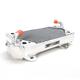 Left X-Braced Aluminum Radiator - MMDBRMZ45008LX